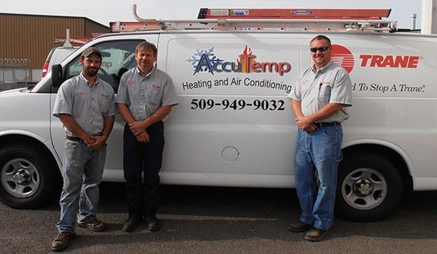 Don't allow HVAC problems to derail your day